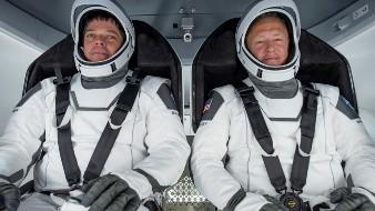 Los astronautas de la misión de la NASA y SpaceX regresan a tierra