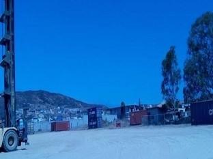 Avanza desocupación de la empresa Grupo SLTC en El Sauzal