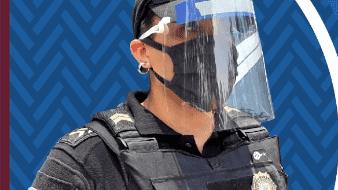 Policías de la CDMX son de los más vulnerables a Covid-19: Proceso