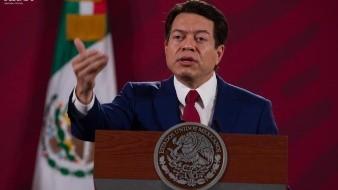 Se les acabó el negocio corrupto de medicamentos: Delgado Carrillo
