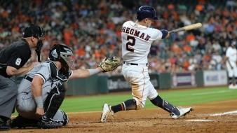 Alex Bregman sentencia victoria de Astros sobre Angelinos en extrainnings