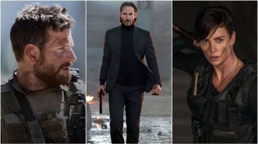 Recomendaciones de películas de acción para este verano.
