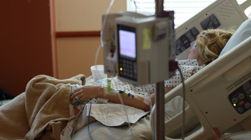 Recibe un rarotrasplante doble de pulmón paciente conCovid-19 en EU(Pixabay / Ilustrativa)