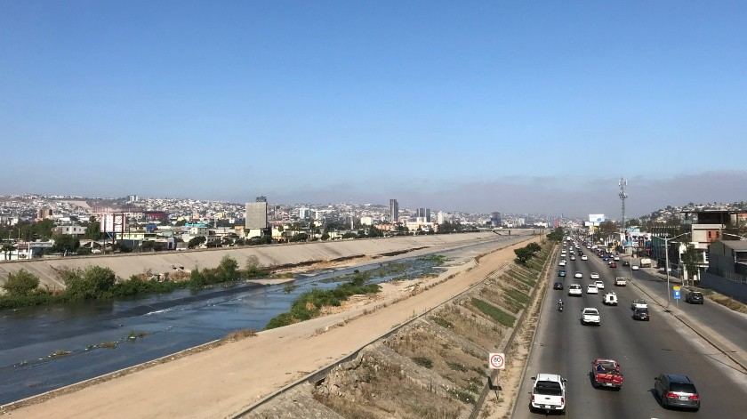 Entre soleados y nublados serán los próximos días en Tijuana