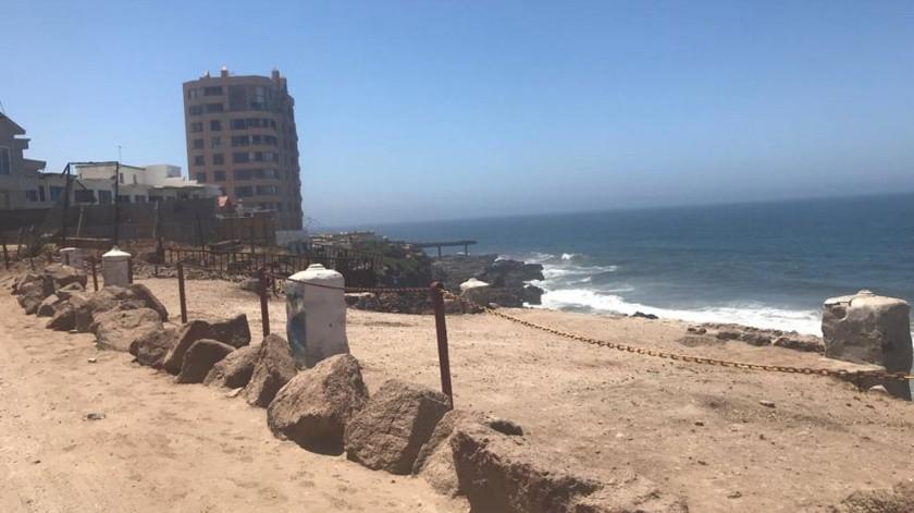 Por la mañana el horario de apertura en las playas es de 6:00 a 10:00 horas.(Carmen Gutiérrez)