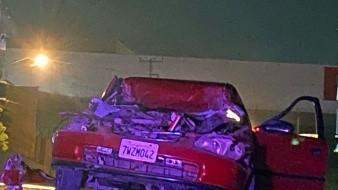No se reportaron lesionados por el accidente.