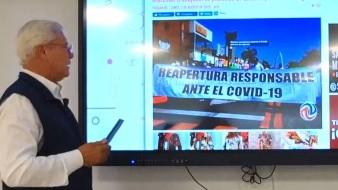 El gobernador Jaime Bonilla dijo que el Gobierno del Estado estátrabajando en los protocolos para la reapertura de estos espacios.