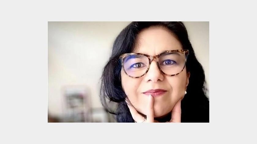 Bárbara Colio.(Cortesía)