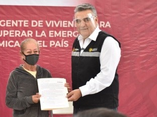 Mejoran viviendas de 3 mil 595 familias de Ensenada