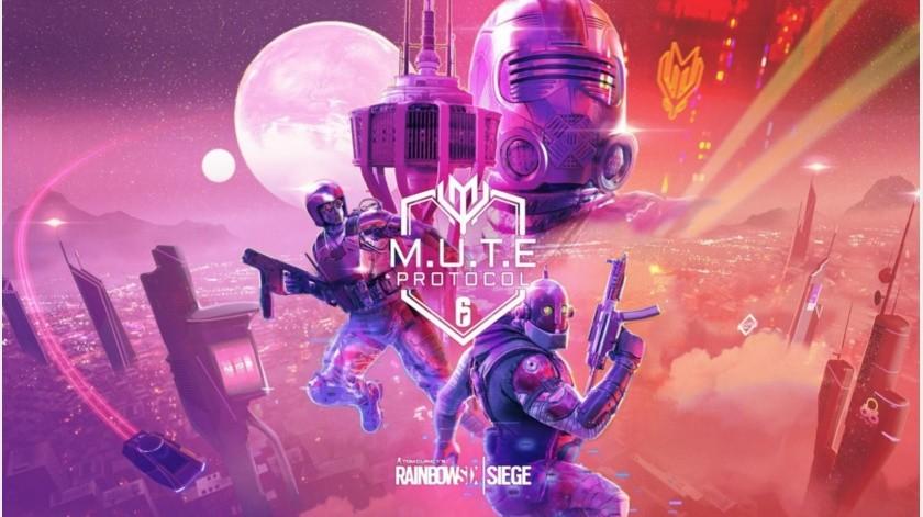 Ubisoft lanza el evento MUTE Protocol en Rainbow Six Siege