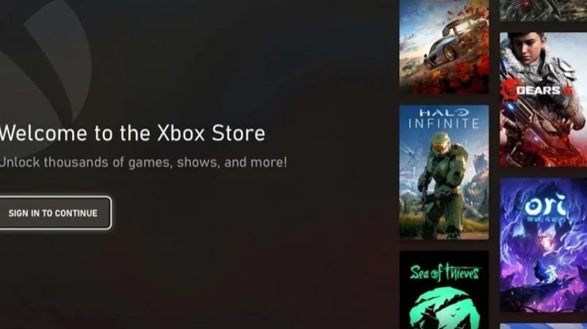 Muestra Microsoft la nueva tienda para Xbox