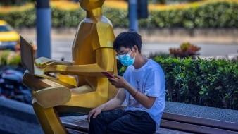 China liga tercer día consecutivo a la baja en nuevos casos de Covid-19
