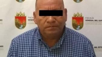 Detiene Fiscalía de Chiapas a exalcalde de Pantelhó por abuso sexual agravado