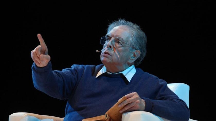 José Luis Ibáñez fue sobre todo un hombre de teatro y maestro universitario(El Universal)