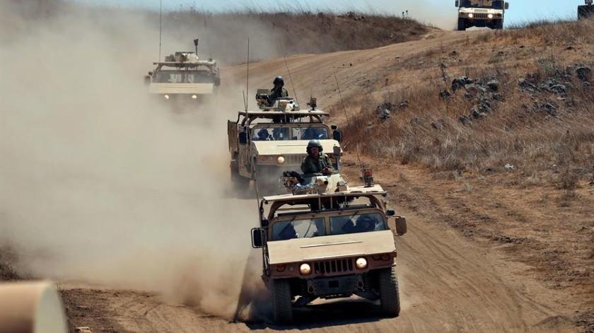 Esta advertencia a la milicia libanesa se da en el marco de crecientes tensiones tras una consecución de incidentes.(EFE)