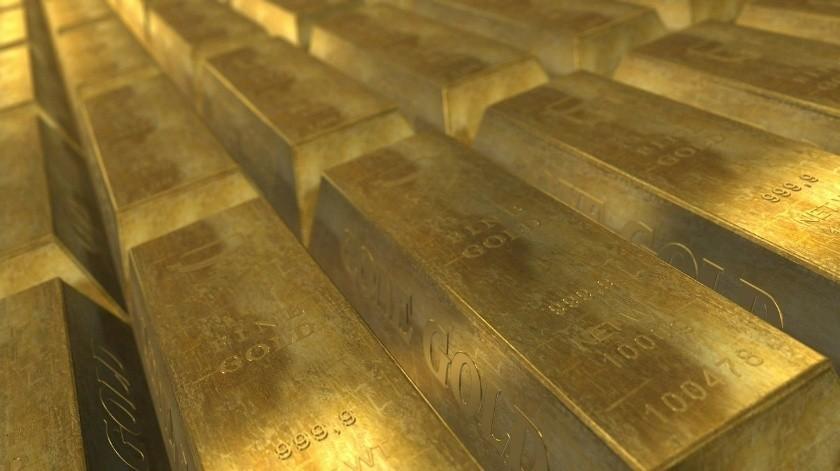 El precio de la onza de oro superó este martes por primera vez los 2.000 dólares y se situó en un nuevo máximo histórico.(Pixabay)