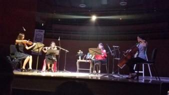 Classical Femmes está compuesto por instrumentistas formadas en Baja California.