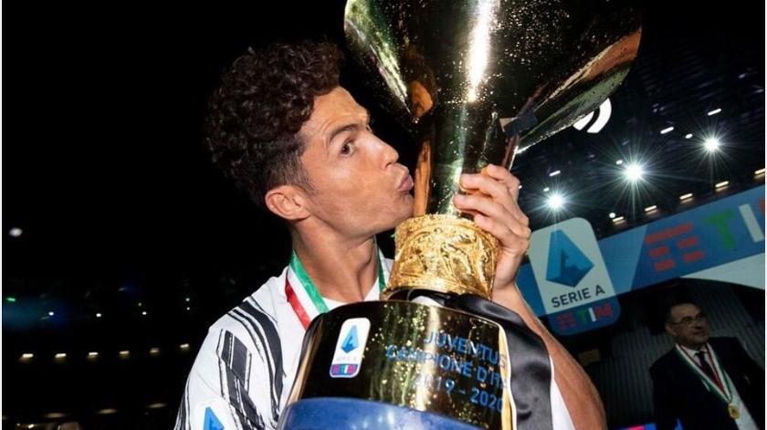 En Francia suena muy fuerte el rumor de que Cristiano Ronaldo firmaría con el PSG(Instagram @cristiano)
