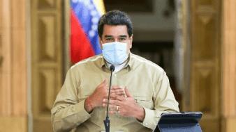 Maduro emula a Trump y califica a Covid-19 como