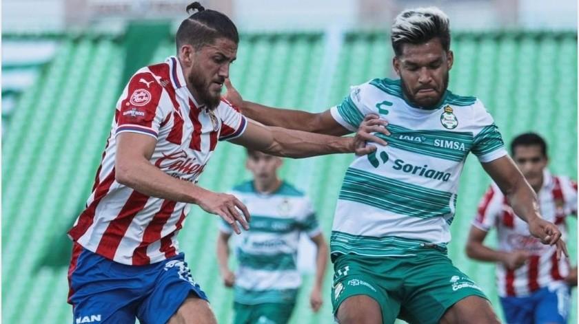 Liga MX sigue adelante con Guard1anes 2020 pese a los recientes casos positivos por Covid-19(Instagram @chivas)