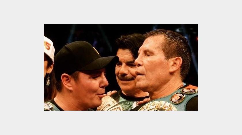 """""""Viejito picudo, agárrate. Ahora sí voy por todo"""": arremete """"Travieso"""" contra Chávez(Instagram @traviesoarce5)"""