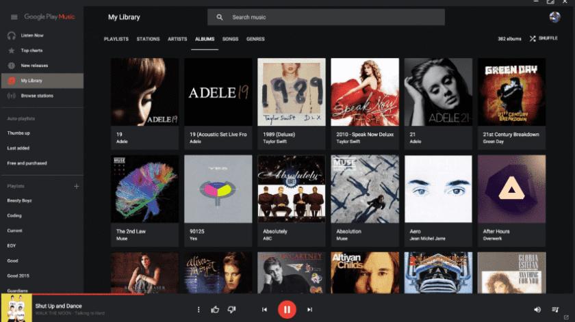 Google Play Music finalizará este año