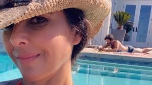 Se rumora que la actriz mexicana pudiera tener una relación con Tiago Correa