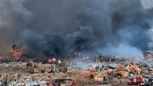 Explosión en Líbano: Todo sobre la tragedia de Beirut en recuento