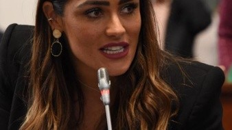 Denunció diputada Rojo de la Vega chat por filtrar fotos íntimas de mujeres