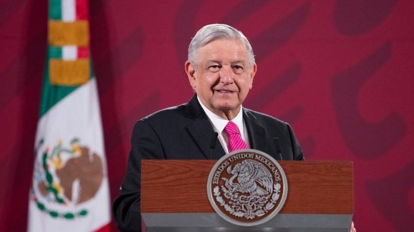 Visita López Obrador a Sonora; inaugurará hoy la presa 'Los Pilares'
