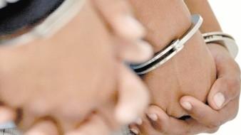 Detienen a siete menores; robaban en una escuela