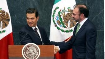 Señala que así se referían aellos en chats y llamadas telefónicas los legisladores involucrados en elPacto por México.