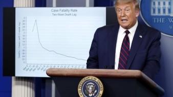 Trump elogia a Arizona por su éxito en la estrategia contra Covid-19