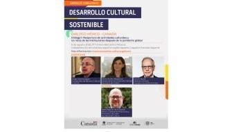 Este primer diálogo México-Canadá se llevará a cabo bajo el formato de una conversación entre los participantes donde se discutan y compartan experiencias.