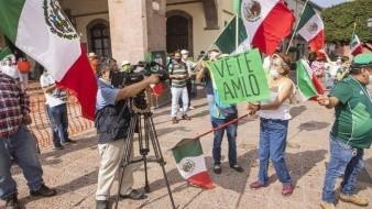 Empresarios de Nuevo León y Jalisco, en campaña Anti-AMLO: Proceso
