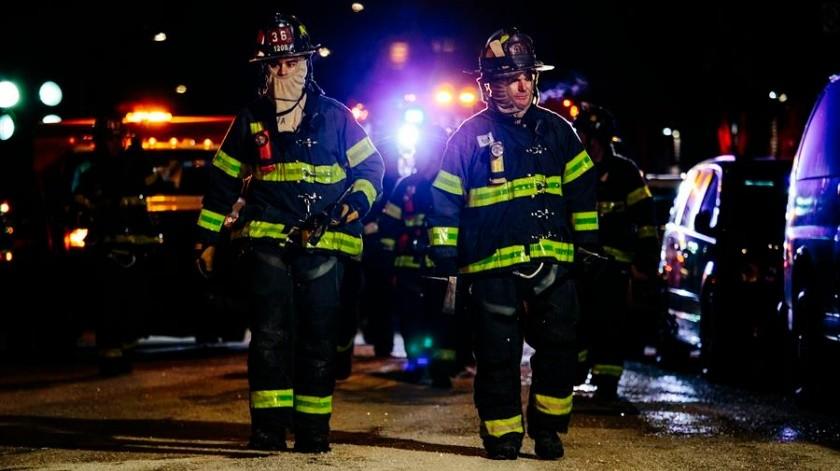 Incendio cobra vida de 3 adultos y dos niños en barrio latino de Denver(EFE)