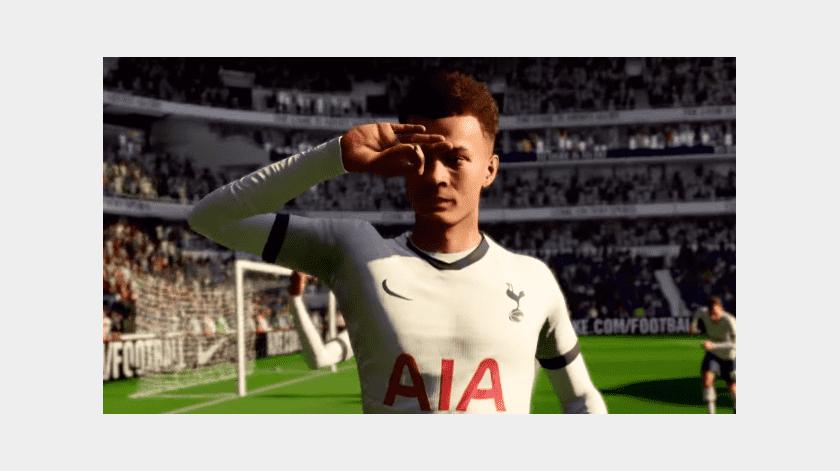 EA elimina las celebraciones 'tóxicas' en FIFA 21