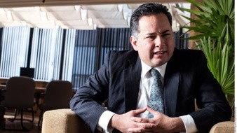 """Emilio Lozoya tiene cuatro denuncias por casos similares a la """"Estafa Maestra"""": Santiago Nieto, titular de UIF"""