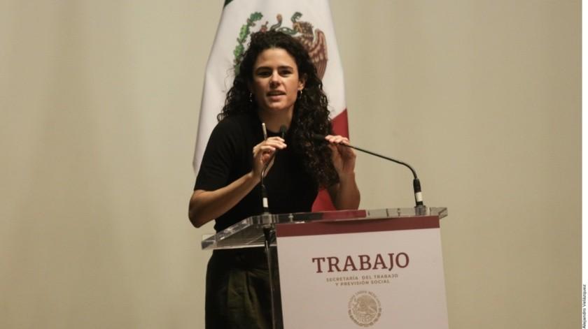 Primera etapa de reforma laboral comienza en noviembre: Luisa Alcalde, Secretaria de Trabajo(Archivo GH)