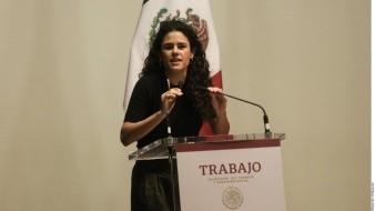 Primera etapa de reforma laboral comienza en noviembre: Luisa Alcalde, Secretaria de Trabajo
