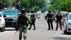 Ataca grupo de sicarios a base de Guardia Nacional en Michoacán