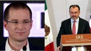 Videgaray y Anaya son señalados por Lozoya en documentos entregados a FGR, asegura columnista