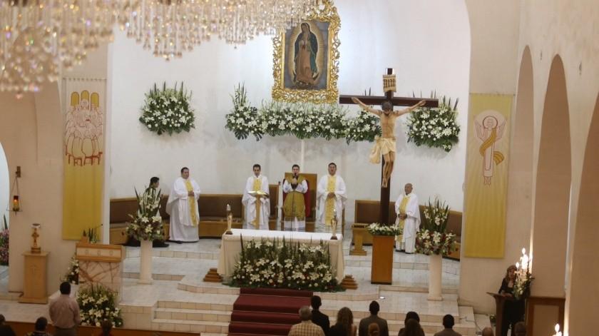 Apertura de iglesias depende de que cumplan protocolos; autoridades(Archivo)