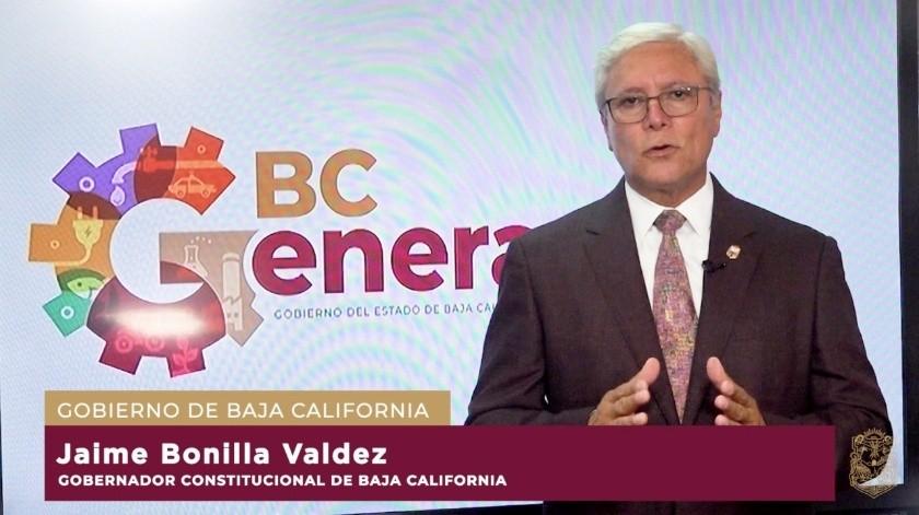'Nuestro gobierno sirve al pueblo, no se sirve del pueblo': Bonilla(Cortesía)