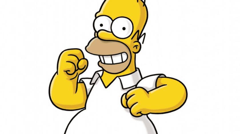 Homero Simpson no tiene tan mal sueldo después de todo.(Ilustrativa/GH.)