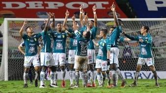 Siete casos positivos de Covid-19 reportó el Club León este jueves