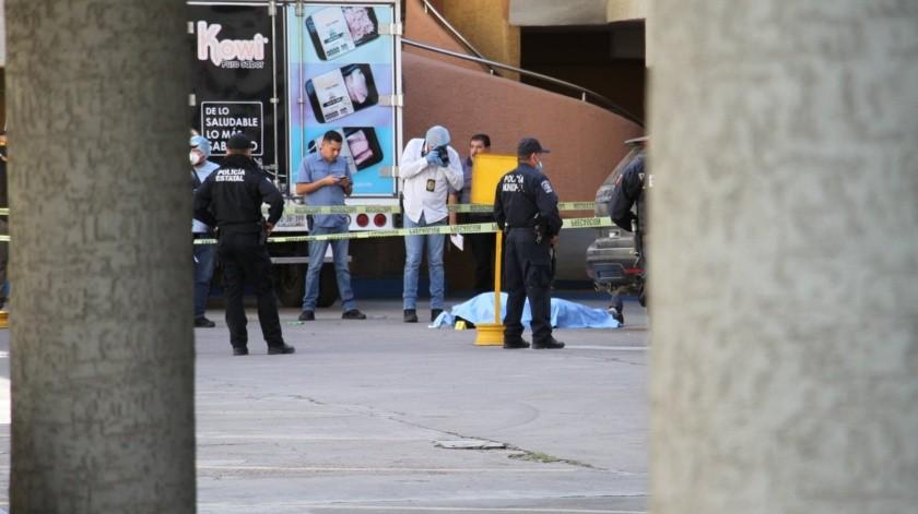 Ultiman a hombre en hotel céntrico de Nogales con tiro a la cabeza(Especial)