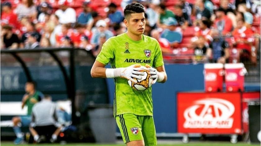 Arquero mexicamericano del FC Dallas es despedido por violencia domestica(Instagram @fcdallas)