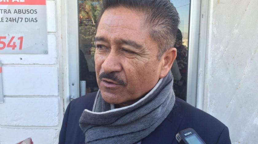 Gilberto Hirata Chico, ex alcalde de Ensenada.(Banco Digital)