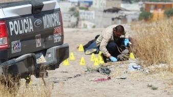 En Terrazas se reportó a un hombre inconsciente en un lote de terracería.